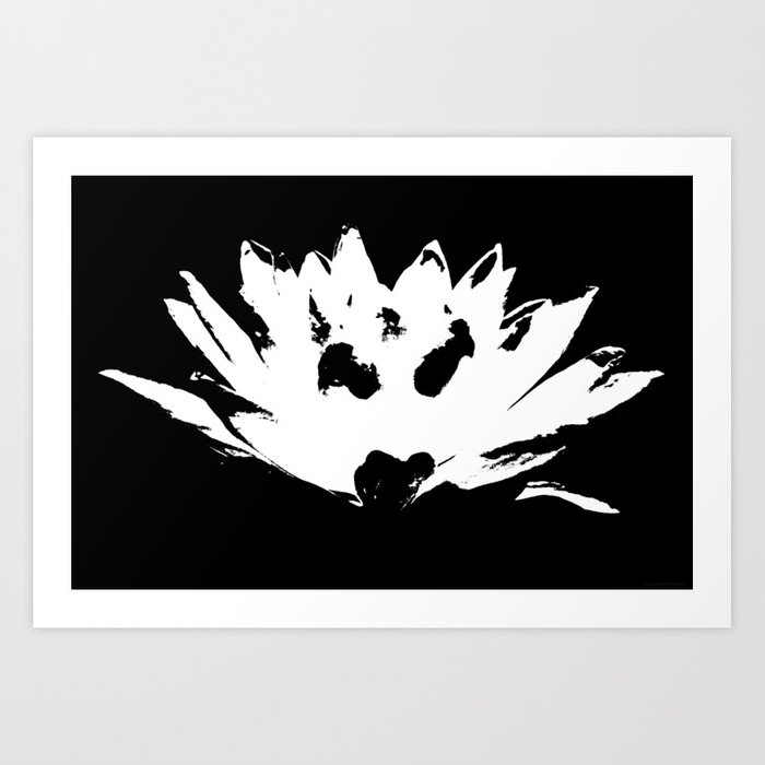 """""""My Dangerous Flower Girl"""" Art Print"""