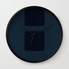 Alt Under Ctrl Wall Clock