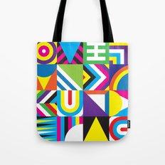 Rainbobox Tote Bag