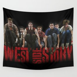West Side Story  Wall Tapestry
