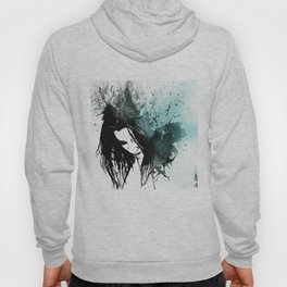 This Confession Means Nothing: Turquoise Hoody
