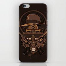 Fortune & Glory iPhone & iPod Skin