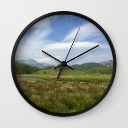Elter Water 2 Wall Clock