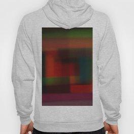 Blured squares Hoody