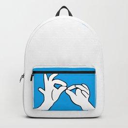 ASL Interpret Backpack