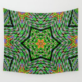 Chrismatic Hexaltations Wall Tapestry