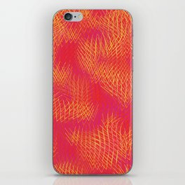 When Toucans Attack Abstract iPhone Skin