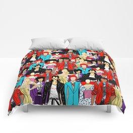 Retro Party 1 Comforters