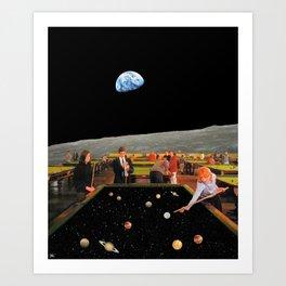Cosmic Games Kunstdrucke
