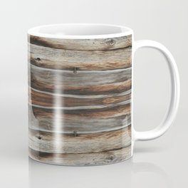 wood 2 Coffee Mug