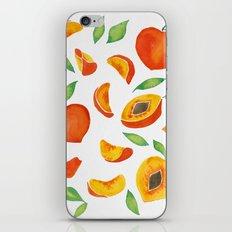 Peaches iPhone Skin