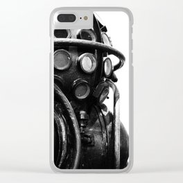 Museum 10 Clear iPhone Case