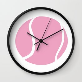 tennis courts Wall Clock