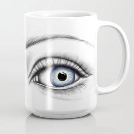 I See Right Through You Coffee Mug