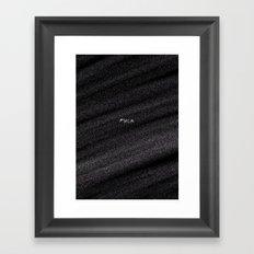 F*ck Framed Art Print