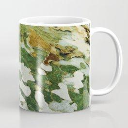 Green Bark Coffee Mug