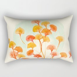 The bloom lasts forever Rectangular Pillow