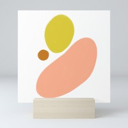 lara Mini Art Print