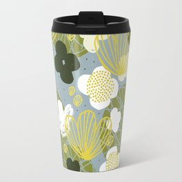 Kokedama Garden by Friztin Travel Mug