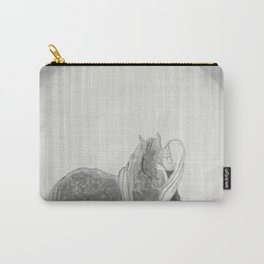 Our Hearts In the Moonlight  Carry-All Pouch
