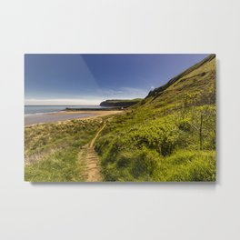 Path to the beach Metal Print