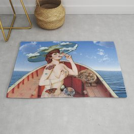 Unquenchable Thirst  Rug