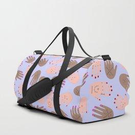 hands boucherouite Duffle Bag