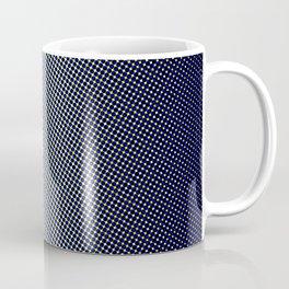 sweet cat lady british shorthair cartoon style illustration Coffee Mug