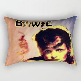 Bowie 2018 Rectangular Pillow