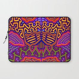 Peyote Butterfly Laptop Sleeve