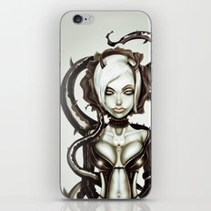 The Flower of Carnage iPhone Skin