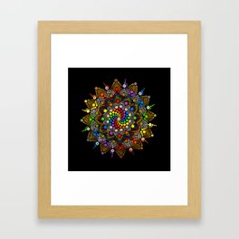 The Alchemy of Unity Framed Art Print