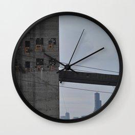Progress and Decay Wall Clock