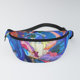 Cosmos2 Fanny Pack
