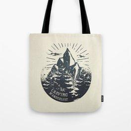 Craving wanderlust III Tote Bag