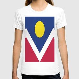 flag of denver T-shirt