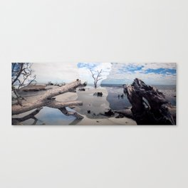 Hunting Island Canvas Print