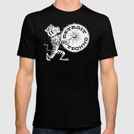 Detroit the Techno White Tiger T-shirt
