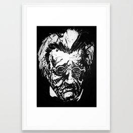 Ballad of Twenty Bucks Framed Art Print