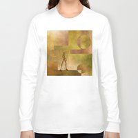african Long Sleeve T-shirts featuring African by gabiw Art