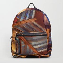 Inside the Light Diffuser Backpack