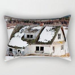 Usona Farm House 4 Rectangular Pillow