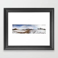 Gaylor Lake Framed Art Print