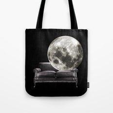 quiet night Tote Bag