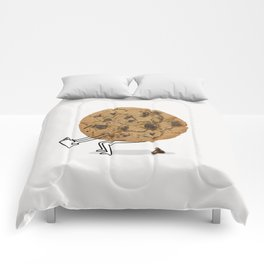 The Making of Chocolate Chips Comforters