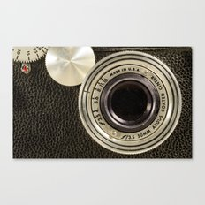 Vintage Argus camera Canvas Print