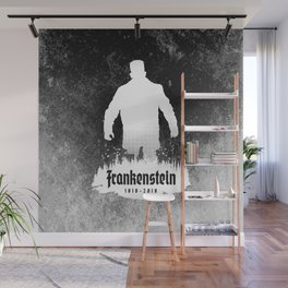 Frankenstein 1818-2018 - 200th Anniversary INV Wall Mural