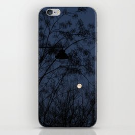 Escaped light iPhone Skin