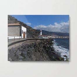 Candelaria Tenerife Metal Print