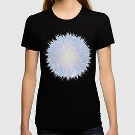 Mandala Flower || Blue T-shirt